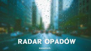 Gdzie jest deszcz - Gdzie pada deszcz