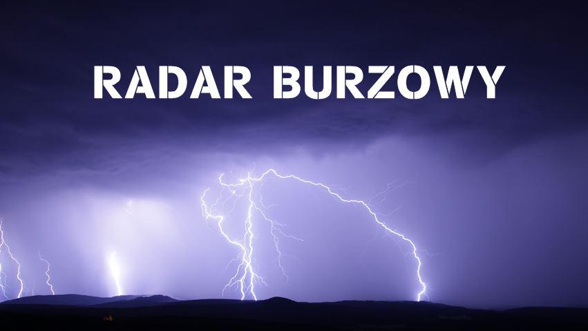Radar burziowy