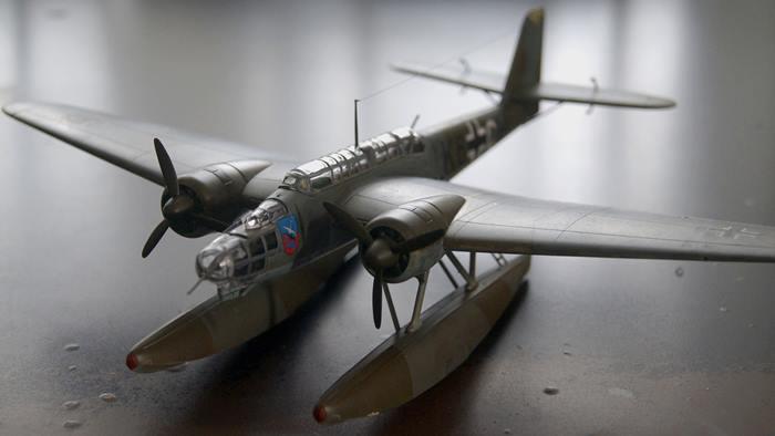 Modelarstwo - Samoloty plastikowe