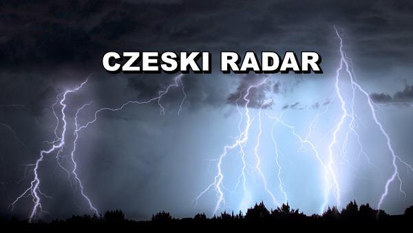 Czeski radar pogodowy